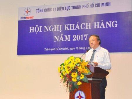 EVN HCMC to chuc hoi nghi khach hang nam 2017 - Anh 1