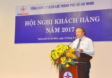 EVN HCMC to chuc hoi nghi khach hang nam 2017 - Anh 2
