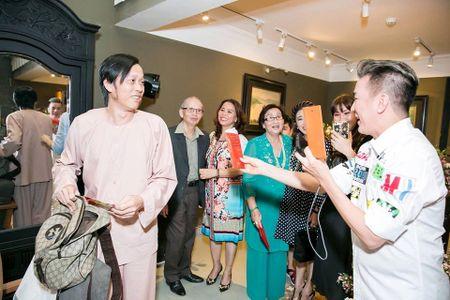 Hoai Linh, Dam Vinh Hung, Duong Trieu Vu hoi ngo mung sinh nhat me - Anh 5
