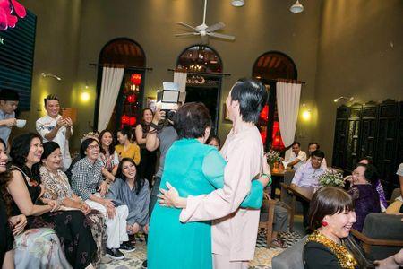 Hoai Linh, Dam Vinh Hung, Duong Trieu Vu hoi ngo mung sinh nhat me - Anh 6