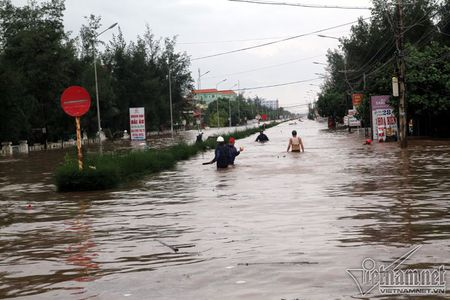 Do Son 'that thu', Nam Dinh song danh vao tan nha - Anh 9