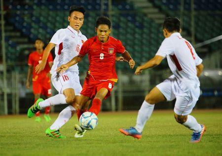 U18 Viet Nam bi loai soc tu sai lam ca nhan, can dung len ly lom hon - Anh 1