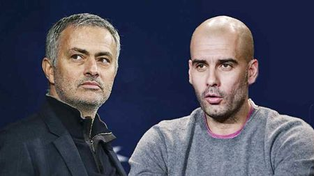 Mourinho noi Real huong loi o Champions League, Guardiola phan bac - Anh 1