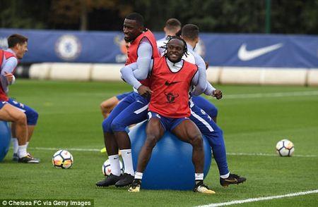Chelsea luyen voi 'vu khi bi mat' cho ngay quyet dau Arsenal - Anh 2