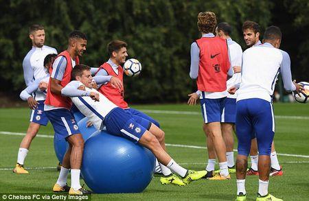 Chelsea luyen voi 'vu khi bi mat' cho ngay quyet dau Arsenal - Anh 5