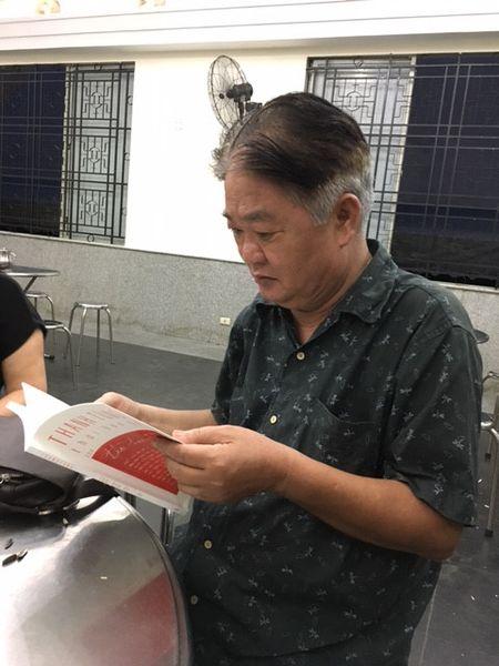 Linh cuu nha tho Thanh Tung am ap trong vong tay be ban - Anh 10