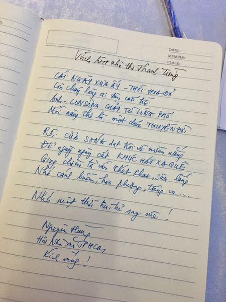 Linh cuu nha tho Thanh Tung am ap trong vong tay be ban - Anh 6