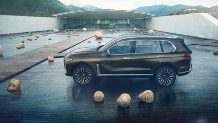 Ngam nhin BMW X7 iPerformance tai Trien lam Frankfurt 2017 - Anh 4