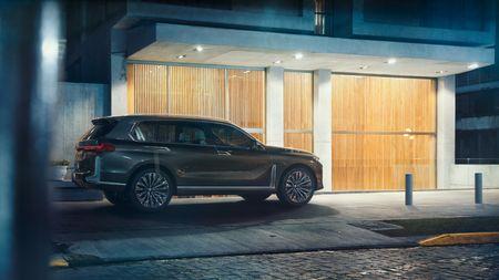 Ngam nhin BMW X7 iPerformance tai Trien lam Frankfurt 2017 - Anh 5