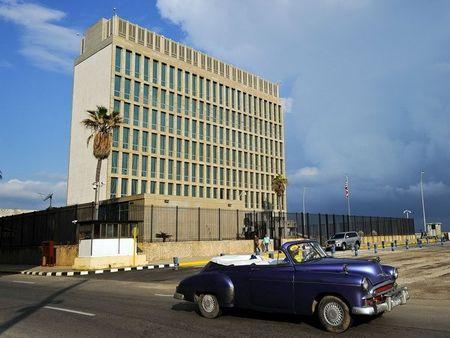 Mot so nghi sy My de xuat tra dua Cuba ve vu 'tan cong song am' - Anh 1