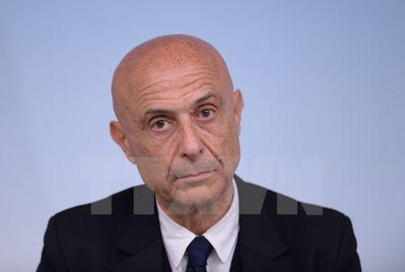 Van de nguoi di cu: Italy tiep tuc ho tro Libya quan ly nguoi di cu - Anh 1