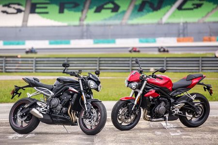 Triumph Street Triple 765 S 2017 ra mat tai Malaysia, gia 287 trieu dong - Anh 3