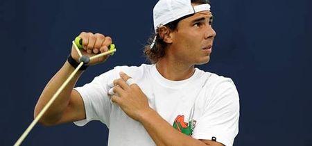 'Bo tot lang banh ni' Nadal luc luong vuot xa Roger Federer - Anh 5