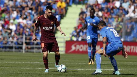 Getafe 1-2 Barcelona: Nhung gia tri moi me - Anh 5