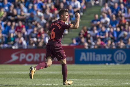 Getafe 1-2 Barcelona: Nhung gia tri moi me - Anh 6