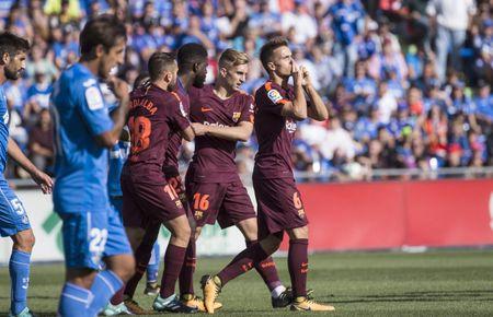 Getafe 1-2 Barcelona: Nhung gia tri moi me - Anh 7