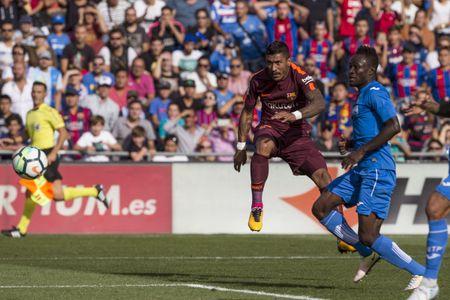 Getafe 1-2 Barcelona: Nhung gia tri moi me - Anh 8