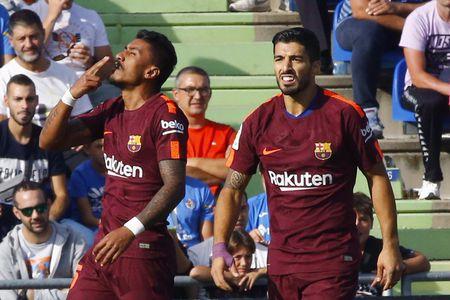 Getafe 1-2 Barcelona: Nhung gia tri moi me - Anh 9