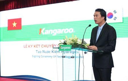 CEO Kangaroo: Muon dan dat thi truong phai di tien phong - Anh 1