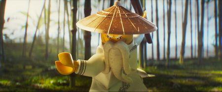 Thanh Long gui loi chao toi fan ham mo cua Lego Ninjago - Anh 11