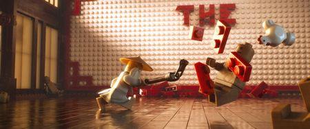 Thanh Long gui loi chao toi fan ham mo cua Lego Ninjago - Anh 15