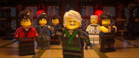 Thanh Long gui loi chao toi fan ham mo cua Lego Ninjago - Anh 17