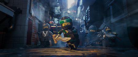 Thanh Long gui loi chao toi fan ham mo cua Lego Ninjago - Anh 19