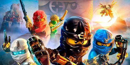 Thanh Long gui loi chao toi fan ham mo cua Lego Ninjago - Anh 1