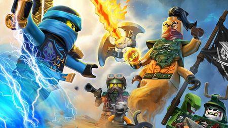 Thanh Long gui loi chao toi fan ham mo cua Lego Ninjago - Anh 2