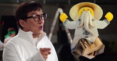 Thanh Long gui loi chao toi fan ham mo cua Lego Ninjago - Anh 5