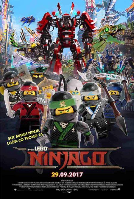 Thanh Long gui loi chao toi fan ham mo cua Lego Ninjago - Anh 7
