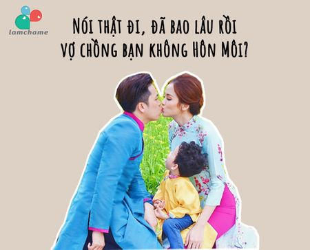 Vo hoi: 'Da bao lau roi minh khong hon moi' khien chong lang nguoi - Anh 1
