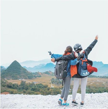 Thang 9 nay, dung quen check in doi che Moc Chau xanh muot mat - Anh 1