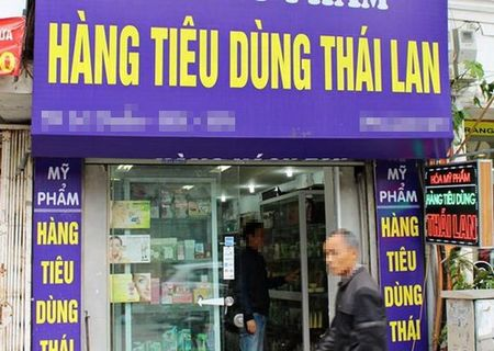 Truoc 'con bao' hang Thai Lan o at vao Viet Nam, Bo Cong Thuong hop khan - Anh 1