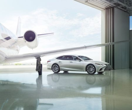Ro ri gia ban Lexus LS 500h 2018 tu 1,71 ty dong - Anh 4
