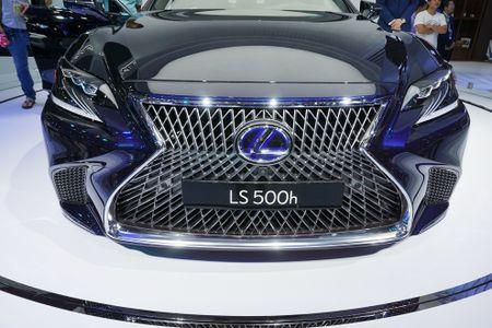 Ro ri gia ban Lexus LS 500h 2018 tu 1,71 ty dong - Anh 6