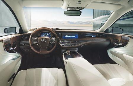 Ro ri gia ban Lexus LS 500h 2018 tu 1,71 ty dong - Anh 7