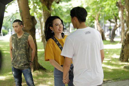 Glee Viet tap 4: Mang thai voi Huu Vi nhung Angela Phuong Trinh do loi cho Rocker Nguyen - Anh 3