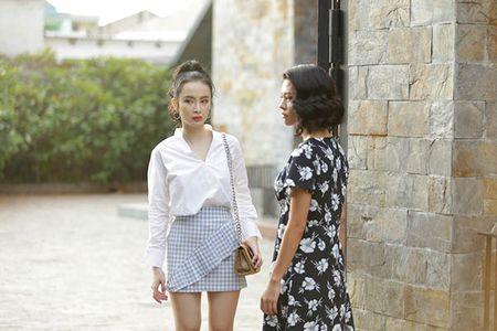 Glee Viet tap 4: Mang thai voi Huu Vi nhung Angela Phuong Trinh do loi cho Rocker Nguyen - Anh 6