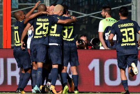Crotone - Inter Milan: 'Ti hon' de doa thanh tich 100% - Anh 1
