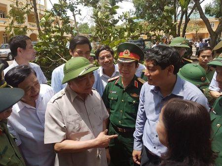Thu tuong chi dao khac phuc hau qua bao so 10 tai Nghe An, Ha Tinh - Anh 2