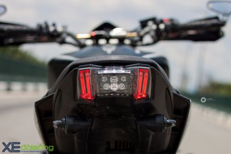 Yamaha MT-09 'Matte Black' do cuc ngau cua Saigon Maxspeed - Anh 11