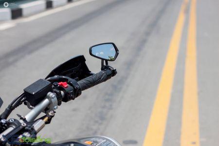 Yamaha MT-09 'Matte Black' do cuc ngau cua Saigon Maxspeed - Anh 13