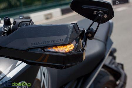 Yamaha MT-09 'Matte Black' do cuc ngau cua Saigon Maxspeed - Anh 15