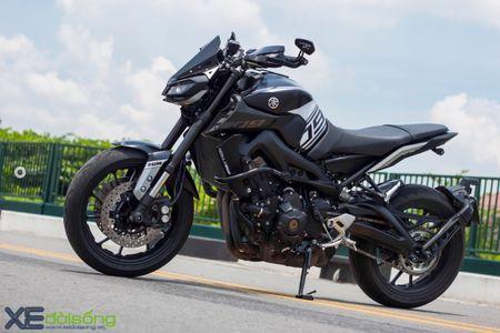 Yamaha MT-09 'Matte Black' do cuc ngau cua Saigon Maxspeed - Anh 17