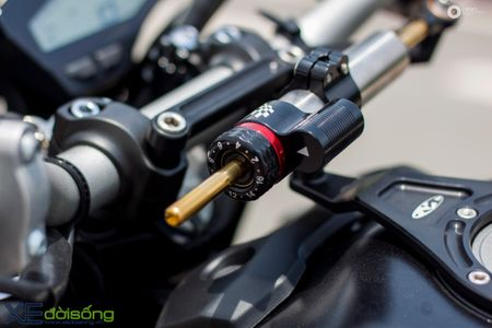 Yamaha MT-09 'Matte Black' do cuc ngau cua Saigon Maxspeed - Anh 18
