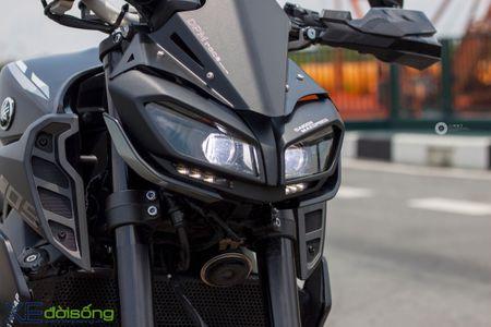 Yamaha MT-09 'Matte Black' do cuc ngau cua Saigon Maxspeed - Anh 4