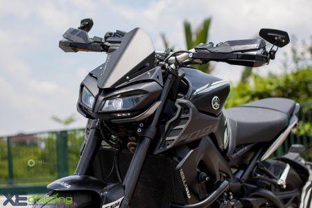 Yamaha MT-09 'Matte Black' do cuc ngau cua Saigon Maxspeed - Anh 5