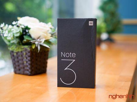 Mo hop Mi Note 3 dau tien Viet Nam gia 8,9 trieu dong - Anh 2