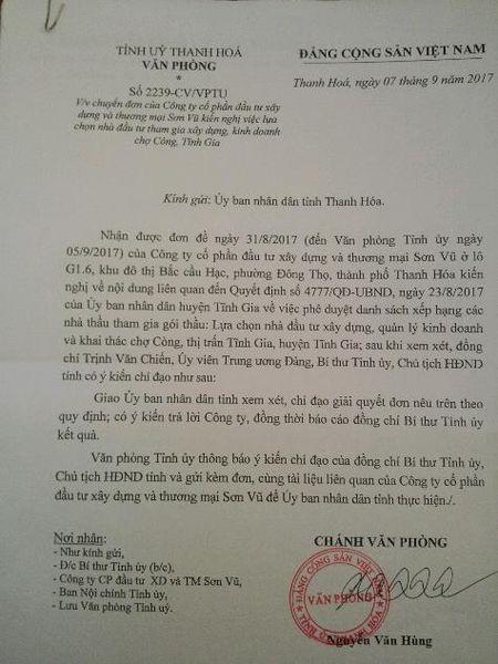 Huyen Tinh Gia dau thau cho Cong hay cho Duong? - Anh 2